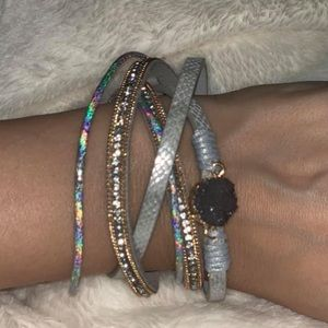 Jewelry - Double wrap bracelet